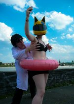 Cosplay-Cover: Shinra Kishitani