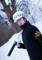 Cosplay-Cover: Trafalgar Law (Punk Hazard)