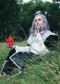 Cosplay-Cover: Iroh (White Lotus)