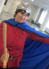 Cosplay-Cover: Clyde Donovan [Basic Stick of truth]