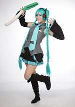 Cosplay-Cover: Hatsune Miku [Basic]