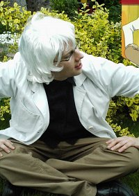 Cosplay-Cover: Clive-sensei [Dr. Clive Northey]