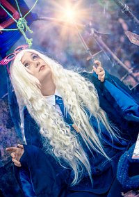 Cosplay-Cover: Luna Lovegood (Schuluniform)