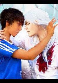 Cosplay-Cover: Koji Nanjo (Broken Heart)