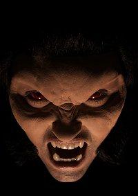 Cosplay-Cover: Derek Hale - Alpha Werwolf