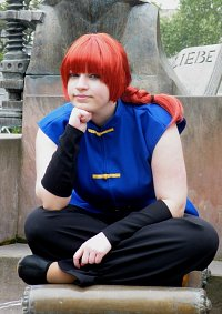 Cosplay-Cover: Ranma-chan - Blue Dress