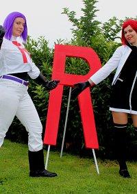 Cosplay-Cover: Jessie *Team Rocket/ Fanart*