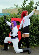 Cosplay-Cover: James *Team Rocket*