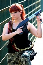 Cosplay-Cover: Charlie Bradbury - The Red Scare (8.20)