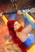 Cosplay-Cover: Castaspella (She-Ra: Princess of Power)