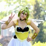Cosplay: Angel Daisy ~DX-Version~