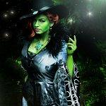 Cosplay: Zelena - Wicked Witch