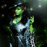 Cosplay: Zelena - Wicked Witch