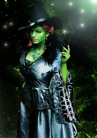 Cosplay-Cover: Zelena - Wicked Witch