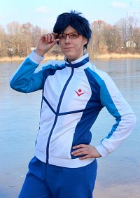 Cosplay-Cover: Rei Ryugazaki (Swim club)