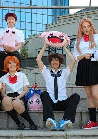 Cosplay-Cover: Yagami Taichi (Tri Summer School Uniform)
