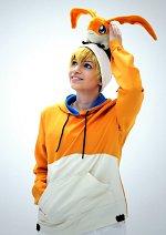 Cosplay-Cover: Takeru Takaishi - Tri  ~ Kitchencar Hoodie