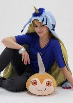 Cosplay-Cover: Ishida Yamato - Tri Kitchencar Hoodie