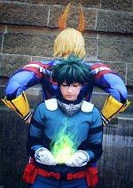 Cosplay-Cover: Izuku Midoriya - Hero Suit