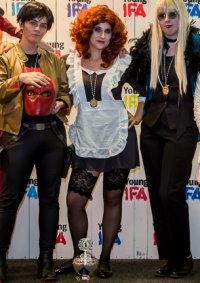Cosplay-Cover: Magenta [Rocky Horror Picture Show]