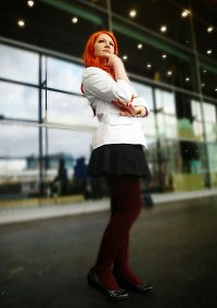Cosplay-Cover: Virginia 'Pepper' Potts [Avengers Academy]