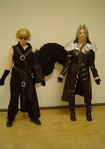 Cosplay-Cover: Cloud [ Advent Children - vers.2 ]