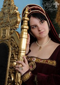 Cosplay-Cover: Queen Anne Boleyn【 Tudor Dynasty 】