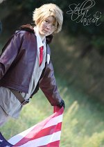 Cosplay-Cover: Alfred F. Jones [USA]