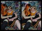 Cosplay-Cover: Poison Ivy [Gotham High Cheerleader]