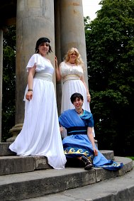 Cosplay-Cover: Percy Jackson (Toga Party!)