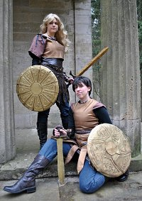 Cosplay-Cover: Percy Jackson (Battle Armor)