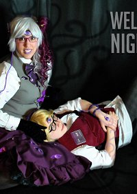Cosplay-Cover: Cecil Palmer