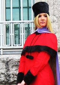 Cosplay-Cover: Maetel red version / Space Symphony Maetel