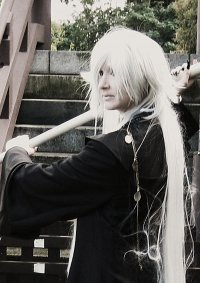 Cosplay-Cover: Undertaker - ship voyage arc Version - Band 13 + 1