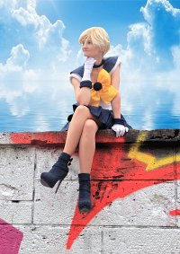 Cosplay-Cover: Sailor Uranus