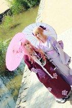 Cosplay-Cover: Mine ~~Kimono~~