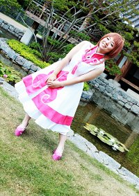 Cosplay-Cover: Sakura Kinomoto[CLAMP in 3-D LAND]
