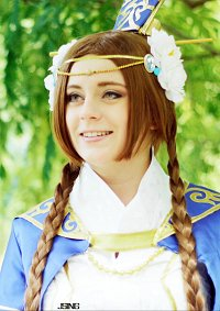 Cosplay-Cover: Cai Wenji