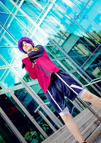 Cosplay-Cover: Reiji Suwa [諏訪 怜治 ♦ Running Dress]