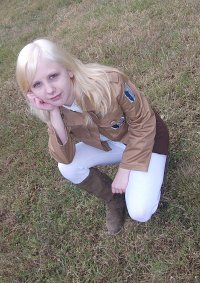 Cosplay-Cover: Historia Reiss