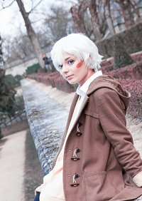 Cosplay-Cover: Shion (light novel)