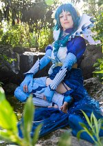 Cosplay-Cover: Aquana [Artwork by Cowslip]