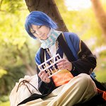 Cosplay: Kaito [Party x Party l Merchant]