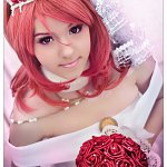 Cosplay: Maki Nishikino (June Version Idolized/Wedding)