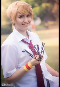 Cosplay-Cover: Kanbara Akihito [Summer Schooluniform]