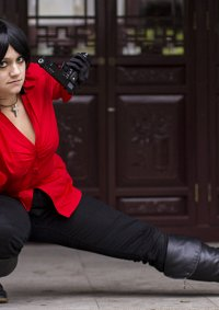 Cosplay-Cover: Ada Wong [Resident Evil 6]