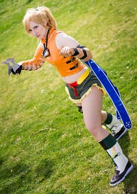 Cosplay-Cover: Rikku (FFX)