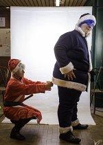 Cosplay-Cover: KAITO (Christmas)