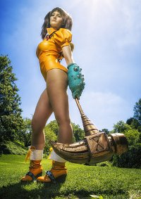 Cosplay-Cover: Diane