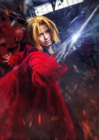 Cosplay-Cover: Edward Elric (FMA:B)